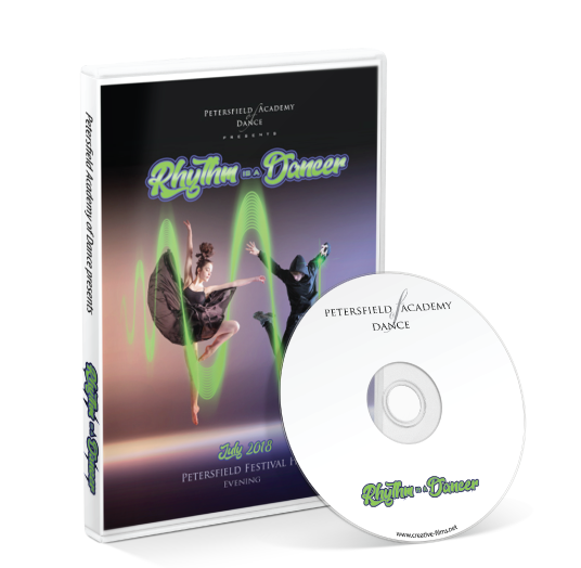 Petersfield Academy of Dance - Rhythm is a Dancer Evening DVD