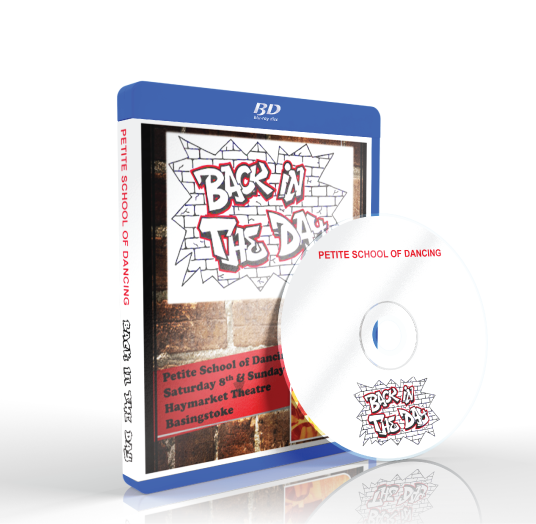 Petite School of Dance - Back in the Day Blu-ray