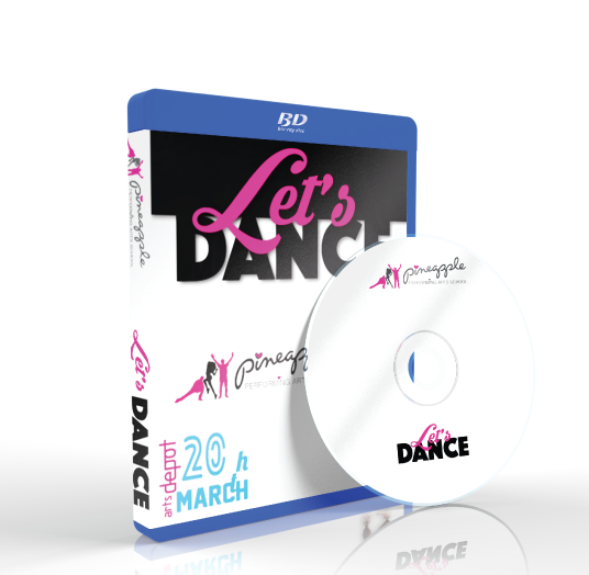 Pineapple Performing Arts School - Lets Dance Blu-ray