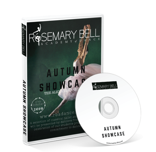 The Rosemary Bell Academy of Dance - Autumn Showcase 2019  DVD