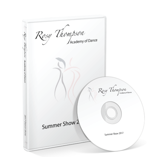 Rosy Thompson Academy Of Dance - Summer Show 2017 DVD
