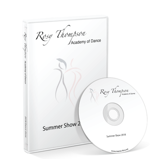 Rosy Thompson Academy Of Dance - Summer Show 2018 DVD