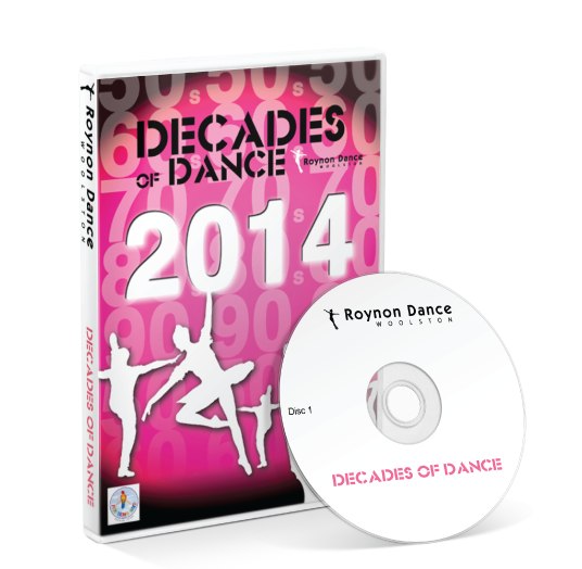 Roynon Dance Woolston - Decades Of Dance<br />