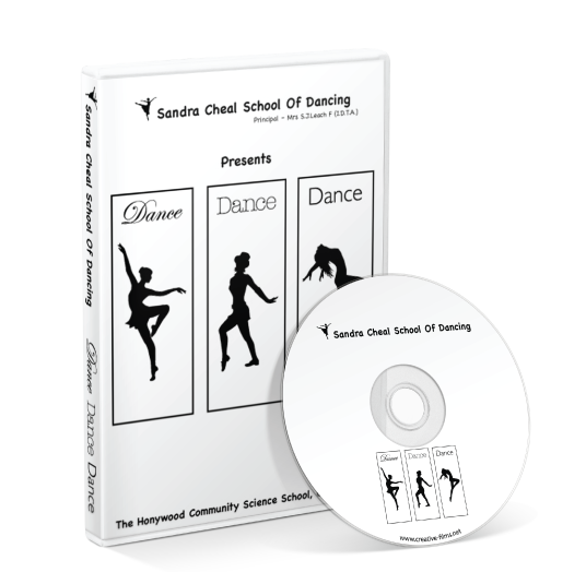 Sandra Cheal School of Dancing - Dance Dance Dance DVD
