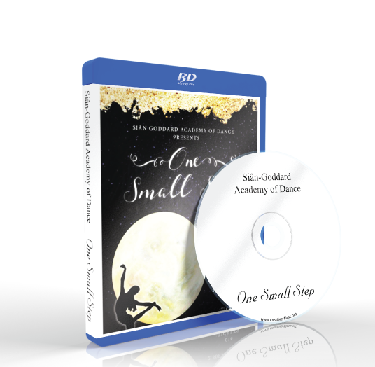Sian Goddard Academy of Dance - One Small Step Blu-ray