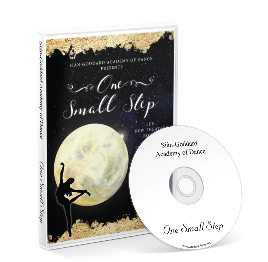 Sian Goddard Academy of Dance - One Small Step DVD