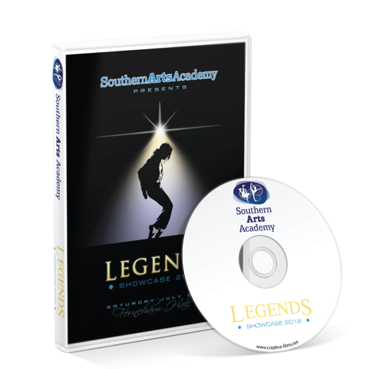 Southern Arts Academy - Legends of our Time DVD