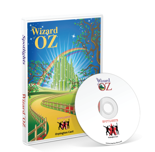 Spotlights Theatre School - Wizard of Oz - Orpington<br />