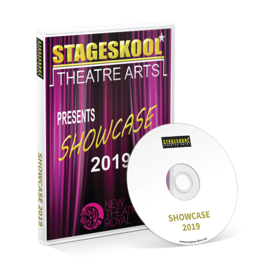 Stage Skool - Showcase 2019 DVD
