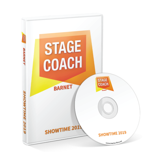 Stagecoach Barnet - Showtime 2019 Evening DVD