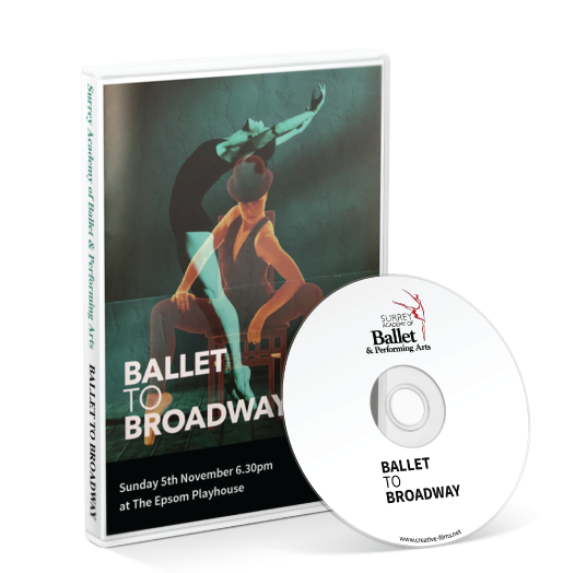 Surrey Academy of Ballet & Performing Arts - Ballet to Broadway<br />