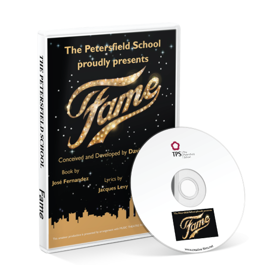The Petersfield School - Fame DVD