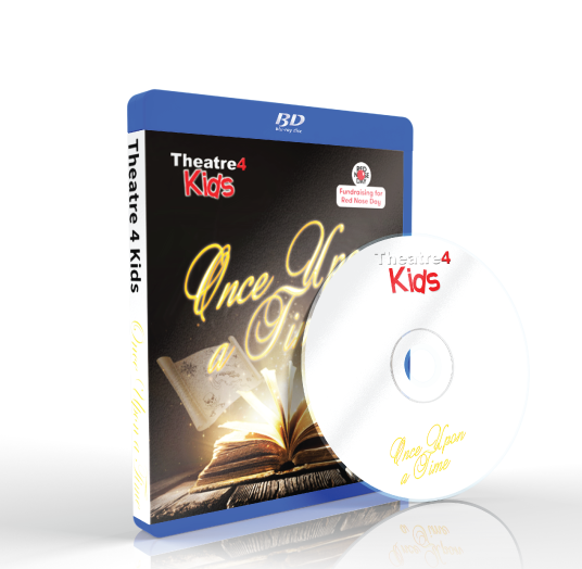 Theatre 4 Kids - Once Upon a Time Blu-ray