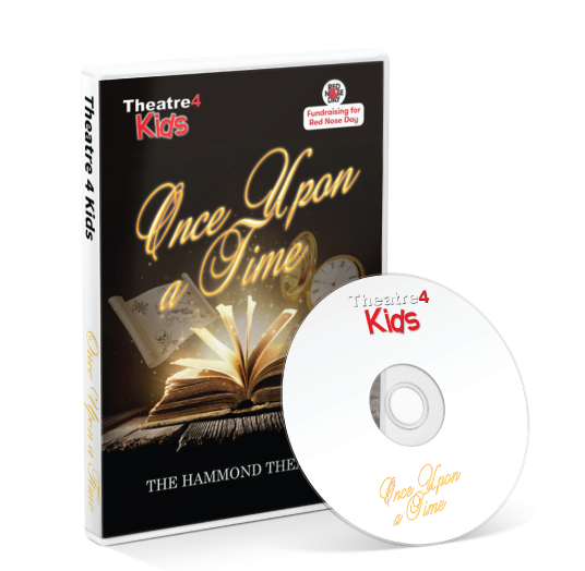 Theatre 4 Kids - Once Upon a Time DVD