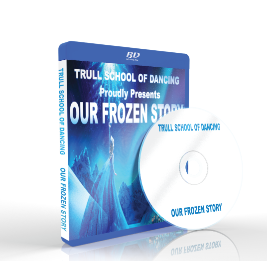 Trull School of Dancing - Our Frozen Story Blu-ray