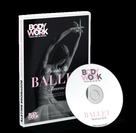 Bodywork Company Dance Studios - Bodywork Ballet<br /> 27/07/2019 / 14:30