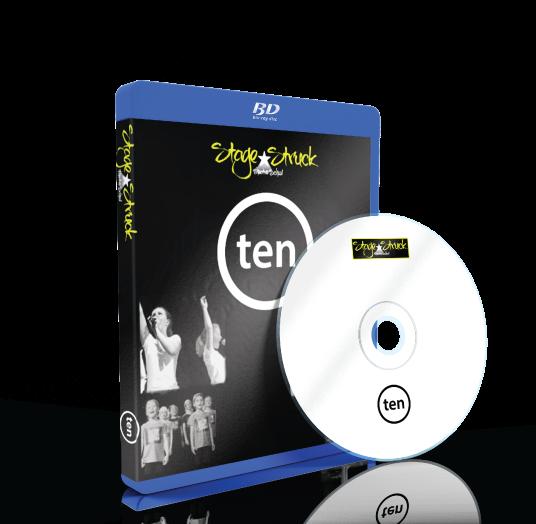 Stagestruck Theatre School - Ten Blu-ray