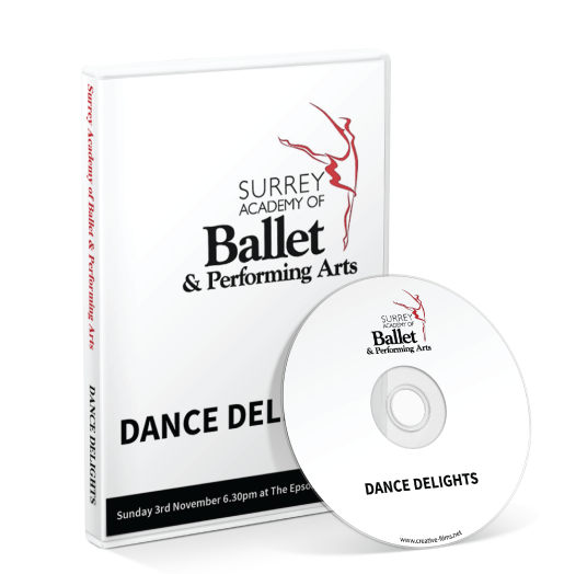 Surrey Academy of Ballet & Performing Arts - Dance Delights DVD